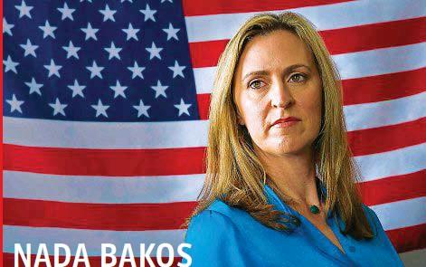 ??  ?? VITA Nada Glass Bakos è nata il 16 maggio 1969 a Denton, Stati Uniti. È laureata in Economia internazionale all'Università dello Utah CARRIERA Ha iniziato a lavorare alla Cia all'età di 30 anni come analista. È stata una delle figure chiave del team che ha indagato le relazioni tra gli attentati dell'11 settembre 2001 e il terrorismo di Al-Quaeda. Nel 2003 è stata inviata dalla Cia in Iraq come targeting officer, per valutare la rete di rapporti di Abu Musab al-Zarqawi. Il terrorista è stato ucciso nel 2006 durante un attacco aereo di forze congiunte statunitensi e giordane. Bakos collabora come analista con giornali e televisioni tra cui CNN, BBC, New York Times, Washington Post , Wall Street Journal. Oggi è consulente aziendale