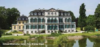 ??  ?? Schloss Wilhelmsthal, Calden. Foto: © Volker Straub