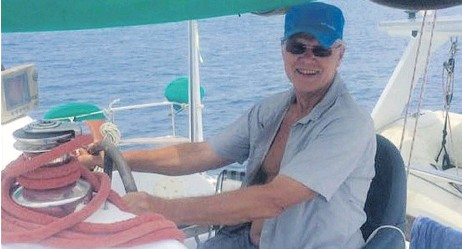 ?? FACEBOOK ?? John Ridsdel, a former journalist and mining executive, had recently acquired a 13-metre catamaran. Ridsdel was kidnapped while docked at a small marina on Samal Island in the Philippines when a group of armed men stormed the marina. Ridsdel was held...