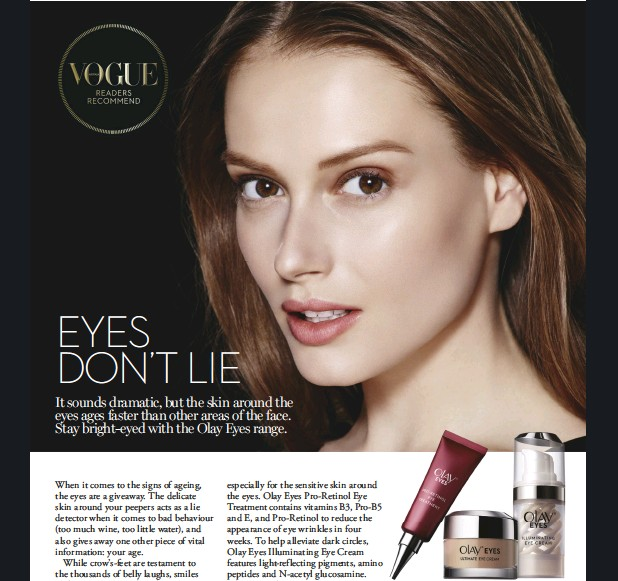 Pressreader Vogue Australia 2017 04 01 Eyes Don T Lie