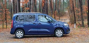 ??  ?? Opel Combo пятого поколения уже не выглядит переделкой из грузового фургончика: это элегантный минивэн с броским дизайном.