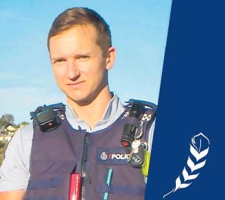 ??  ?? Clockwise from main: Constable Matthew Hunt;