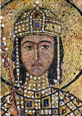 ??  ?? LEFT The Byzantine Emperor Alexios I Komnenos