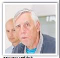 ??  ?? Maurice Wildish.