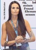 """?? richard.koeck@kronenzeitung.at ?? Minttu Virtanen schwärmt von Bald-Ehemann Kimi Räikkönen: """"Privat ist er sooo sanft!""""Eine neue Liebe muss sich Jenson Button suchen: Er trennte sich von Jessica Michibata."""