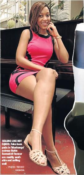 f972d43b246 PressReader - Sowetan  2015-05-08 - Soapie star s  butt  for sale
