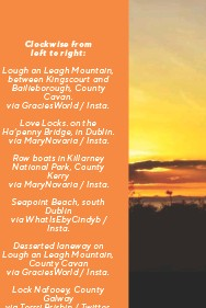 ?? via GraciesWorld / Insta. ?? Lough an Leagh Mountain, between Kingscourt and Bailieborough, County Cavan.
