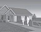?? PROVIDED ?? An artist's rendering shows the Christian Clinic for Counseling at First Baptist Church of Edmond.