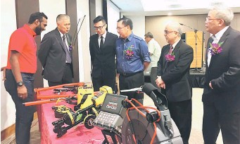 PressReader - The Borneo Post: 2018-04-14 - Companies urged to