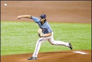 """?? IVY CEBALLO   Times ?? """"Best day of my life,"""" Brent Honeywell Sr. says of watching his son make his big-league debut with Rays."""