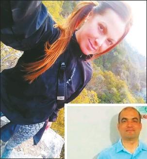?? CEDOC PERFIL ?? FEMICIDA. Los investigadores remarcan que Galván en ningún momento, ni cuando confesó el crimen, mostró arrepentimiento. IVANA MÓDICA. Había denunciado por violencia a su pareja y femicida Javier Galván en octubre del año pasado.