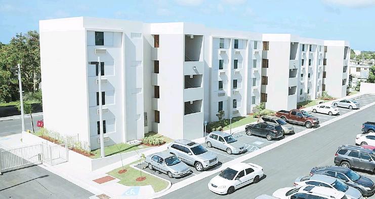 ??  ?? El Proyecto Familiar Felipe Birriel está ubicado en la calle Pedro Arzuaga del municipio.