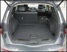 ??  ?? Un grand coffre mais pas de version sept places pour ce grand Renault.