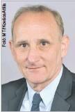 ??  ?? Polgármester Gémesi György, Gödöllő polgármestere állítja: hiába figyelték, róla nem találnak semmi terhelő információt