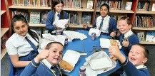 ??  ?? St Paul's Church of England Primary School: The Wellbeing Ambassadors
