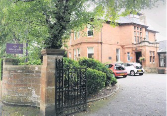 ??  ?? Probe Knox accused of assaults at Windyhall Nursing Home, Ayr