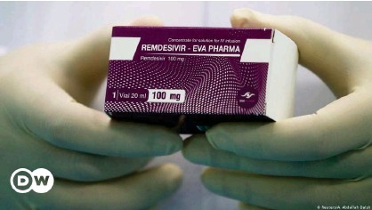 ??  ?? The WHO has rejected remdesivir as an effective treatment against coronavirus