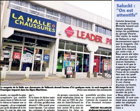 6f3343d7365975 PressReader - Nice-Matin (Cannes): 2017-01-30 - La Halle aux ...