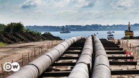 ??  ?? The Baltic Pipe is crucial to Poland's attempts to free itself of Russian gas dependence