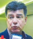 ??  ?? Efraín Alegre, presidente del Partido Liberal Radical Auténtico (PLRA), cuya libertad reclaman sus seguidores.