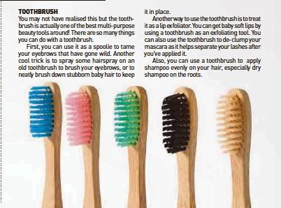 Pressreader New Straits Times 2019 07 17 Toothbrush