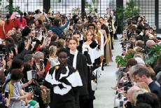 ?? — AFP ?? Maison Valentino is due to launch a first inclusive makeup line.