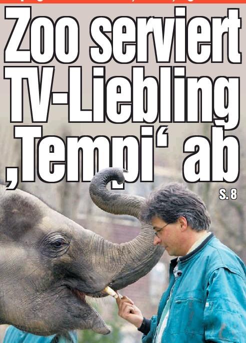 Pressreader Chemnitzer Morgenpost 2012 02 28 Zoo Serviert Tv
