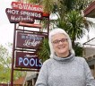 ?? SEAN MALLEN PHOTO ?? Carolynne Wilkin­son Clair is the coowner of Dr. Wilkin­son's Hot Springs Re­sort.
