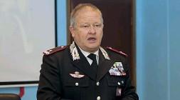 ??  ?? Comandante Il generale Georg Di Pauli