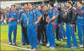 ?? GETTY IMAGES ?? Afghanistan will play their maiden Test against India at Bangalore from June 14.