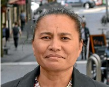 ??  ?? Equal Employment Opportunities Commissioner Saunoamaali'i Karanina Sumeo wants ethnicity targets for state sector boards.