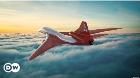??  ?? The AS2 business jet, as envisioned by Aerion