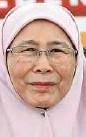 ??  ?? Datuk Seri Dr Wan Azizah Wan Ismail