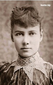??  ?? Nellie Bly