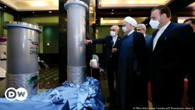 ??  ?? The incident comes as negotiations progress on reviving the Iran nuclear deal
