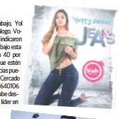cacd2f13be PressReader - Diario Expreso (Peru)  2017-02-12 - Yol Fashion ...