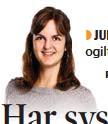 ??  ?? Familjejuristen Sanna Wetterin från Fenix Begravningsbyrå svarar på läsarnas frågor! Har du en? Mejla: familjejurist@mitti.se JURIDIK · Testamenten kan förklaras ogiltiga, så var noga med att allt går rätt till.