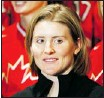 ?? Calgary Herald Archive ?? Hayley Wickenheiser will, once again, lead the Canada at the world championship.