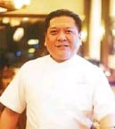 ??  ?? Executive chef Christopher Oronce