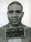 ??  ?? Ligon is pictured in 1963, 10 years into his prison sentence.
