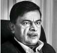 ??  ?? Loss-making discoms need to take corrective measures to access funds under central schemes, says power minister R K Singh