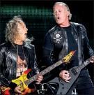 ??  ?? Metallica unem-se a causa mundial