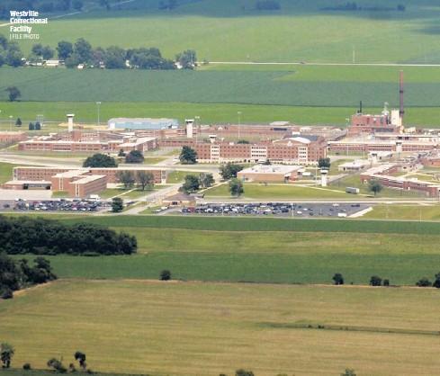 ?? | FILE PHOTO ?? Westville Correctional Facility