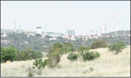 ?? PHOTO: ETIENNE CREUX ?? The Pelindaba nuclear research centre near Pretoria experienced a breach in security in November 2007, during which a member of staff was shot. No one has been arrested.