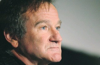?? TIZIANA FABI/AFP/GETTY IMAGES FILES ?? People with treatment-resistant depression — a form of the disease actor Robin Williams was said to have battled — fulfil criteria for assisted suicide, argues bioethicist Udo Schuklenk.