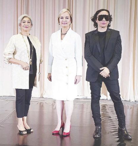 Pressreader The Philippine Star 2019 07 14 Ballet Philippines Dances With Michael Cinco