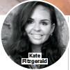 ??  ?? Kate Fitzgerald