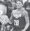 ?? ETHAN MILLER/GETTY IMAGES ?? Washington's Bradley Beal will be one of 20 players trying out for the 12-man U.S. roster.
