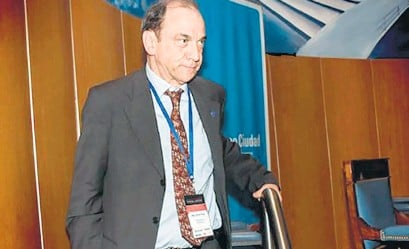 ??  ?? Raúl Pleé quiere que la causa del espionaje ilegal pase definitivamente a Comodoro Py.