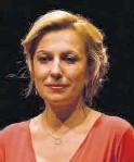 ??  ?? La soprano Olena Panasyuk.